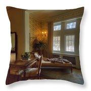 Glensheen Mansion Duluth Throw Pillow