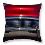 Half Moon Bay Hs Show Throw Pillow