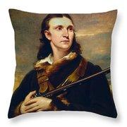 John James Audubon Throw Pillow