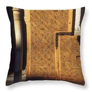 La Alhambra Throw Pillow
