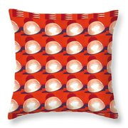 Light Globes Interior Decorations Entertainment Hotels Resorts Casino Bar Las Vegas America Usa Throw Pillow