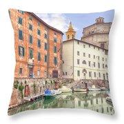 Livorno Throw Pillow