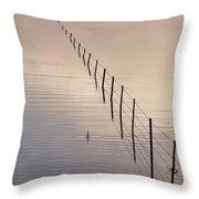 Morning Light.. Throw Pillow