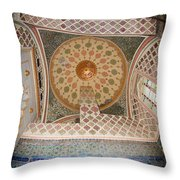 Topkapi Sarayi Palace Istanbul Turkey Throw Pillow