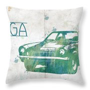 71 Vega Throw Pillow