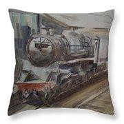 75069 Br Standard Class 4 Throw Pillow