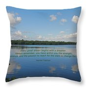 78- Harriet Tubman Throw Pillow
