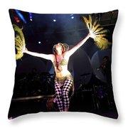 Beats Antique Rw2k14 Throw Pillow