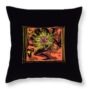 Craving For Freedom Throw Pillow