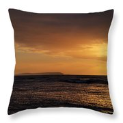 Isle Of Wight Throw Pillow