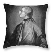 James Wolfe (1727-1759) Throw Pillow