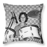 The Boyfriends Throw Pillow