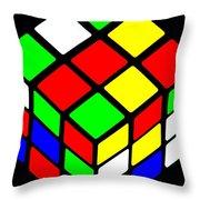80s Icon Throw Pillow