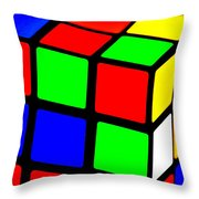 80s Memory Throw Pillow