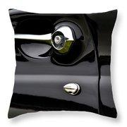 Thunderbird Detail Throw Pillow