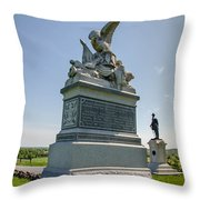 88th Penna Infantry 2277 Throw Pillow