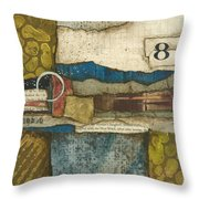 8th Before The Nineth Moon Throw Pillow
