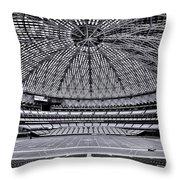 8th Wonder Throw Pillow