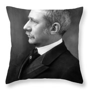 Elihu Root (1845-1937) Throw Pillow