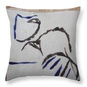 Mama - Tile Throw Pillow
