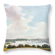 Mount Vernon Throw Pillow