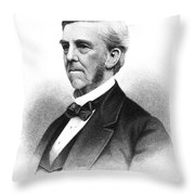 Oliver Wendell Holmes Throw Pillow