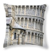 Pisa Throw Pillow