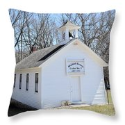 90 Years Throw Pillow