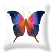 96 Brushfoot Butterfly Throw Pillow