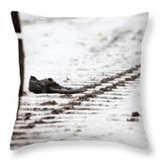 A Bad Day Throw Pillow
