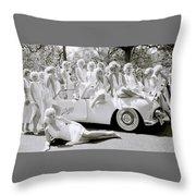 Inspirational Marilyn Throw Pillow