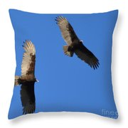 A Bird By Any Other Name.... Throw Pillow