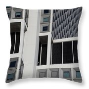 A Break In The Glass Throw Pillow