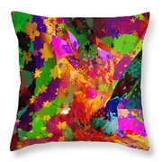 A Child's Adventure Throw Pillow