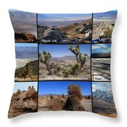 A Collection Of Views Throw Pillow