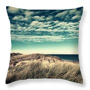 A Day Of Bliss Throw Pillow