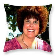 A Dear Friend Throw Pillow