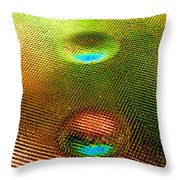 A Disturbance In The Force Throw Pillow