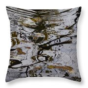 A Drawing Of Nature Throw Pillow