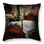 A Fairytale Before Sleep Throw Pillow