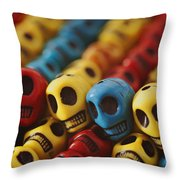 A Family Divided Throw Pillow