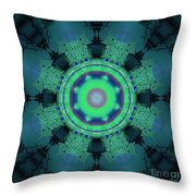 A Gathering Of Sorts Throw Pillow