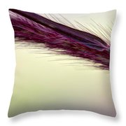 A Gentle Breeze Throw Pillow