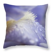 A Glimpse Of Beauty Throw Pillow