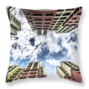 A Good Day To Die Hard Throw Pillow