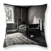 A Good Night's Rest Throw Pillow by Jeff Burton