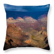 A Grand View Throw Pillow