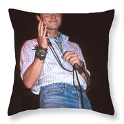 A-ha Throw Pillow