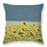 A Head Above The Rest Throw Pillow