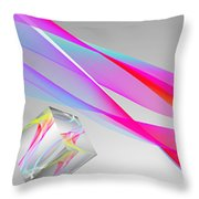 A Higher Place 1 Throw Pillow